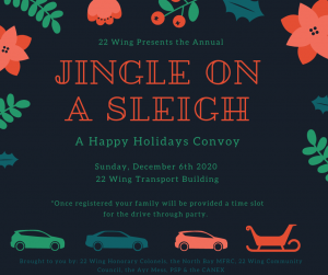 Jingle on a sleigh 2020